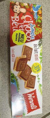 Jungle Choco Petit Beurre - Product - fr