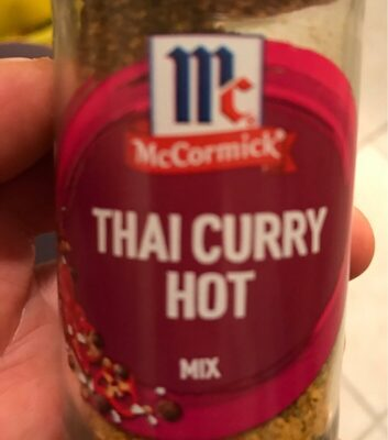 Thai curry hot - Prodotto - fr