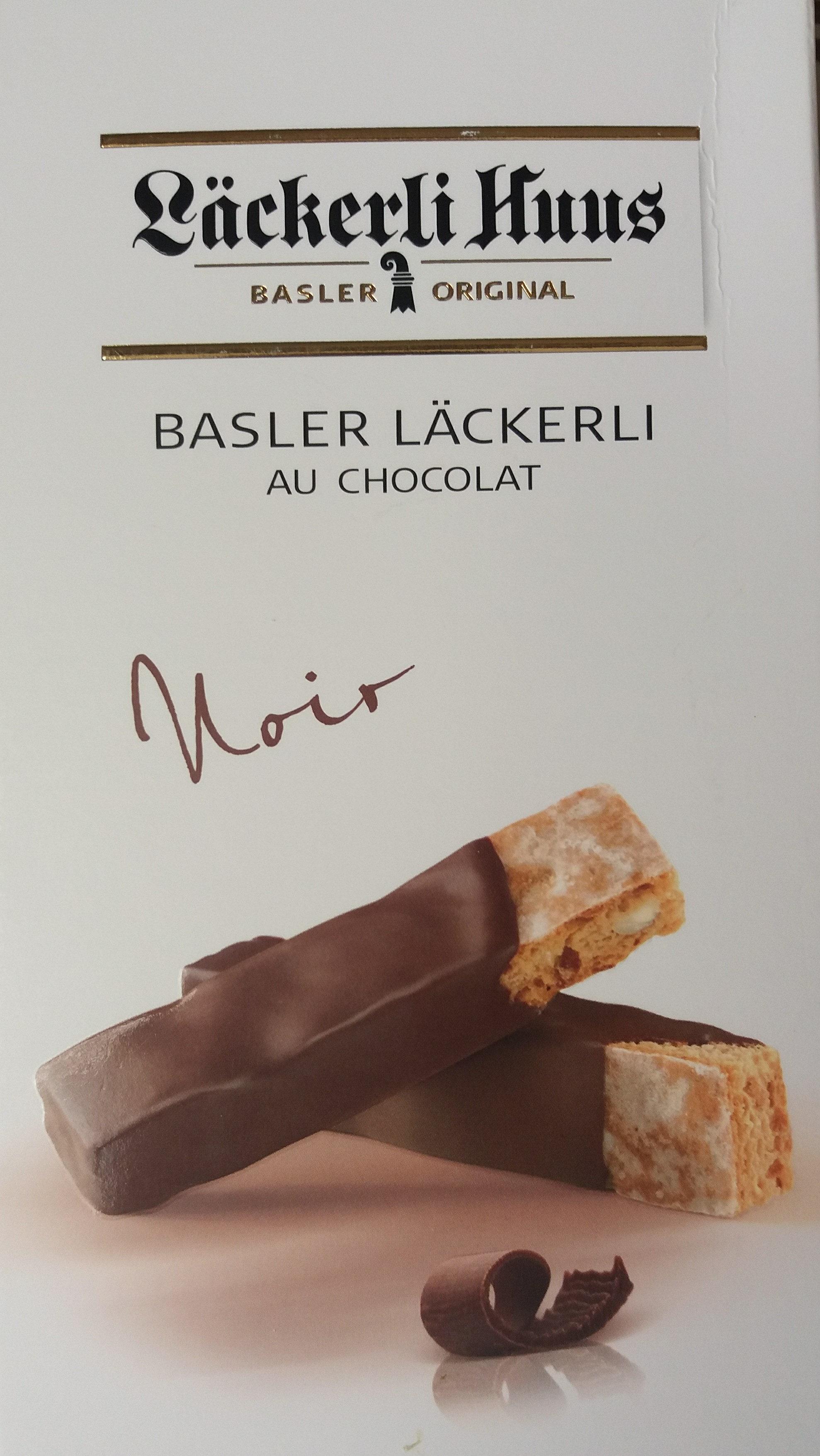 Läckerli Huus au chocolat - Product - fr