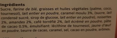 Flute de bale - Ingredients