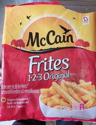 Frites originales McCain - Product - fr