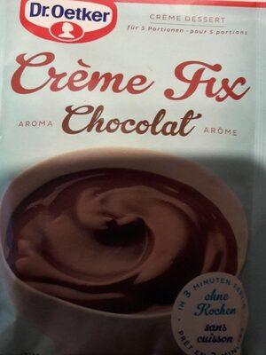 Crème Fix chocolat - Product - fr