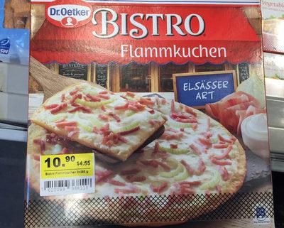 BISTRO Flammkuchen ELSÄSSER ART - Product