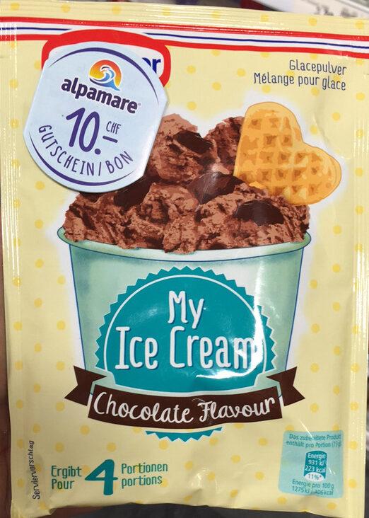 My Ice Cream Chocolate Flavour - Prodotto - fr