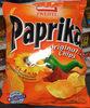Paprika mit Sonnenblumenöl - Product