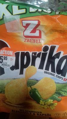 Se Zweifel XXL Chips Pap. - Produit