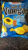 Salt & Vinegar Original Chips - Produit