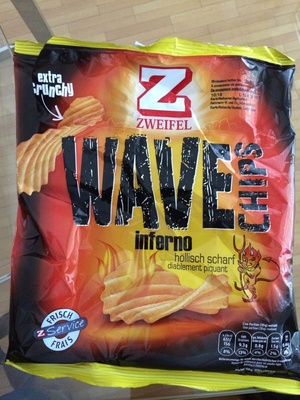 Wave Chips Inferno - Product