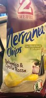 Merranea Chips Balsamico & Cipolla rossa - Produit