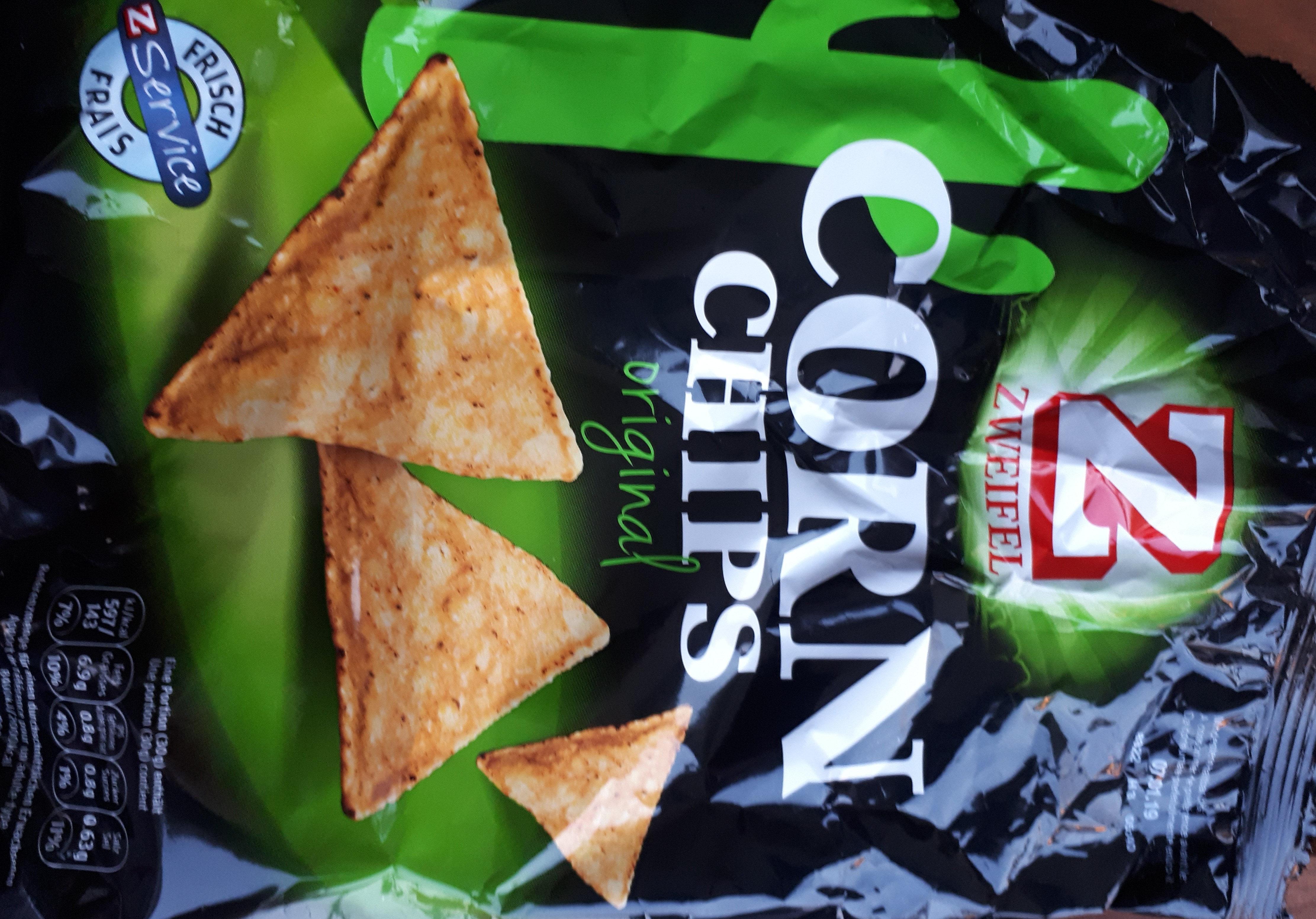 Corn Chips Original - Produkt