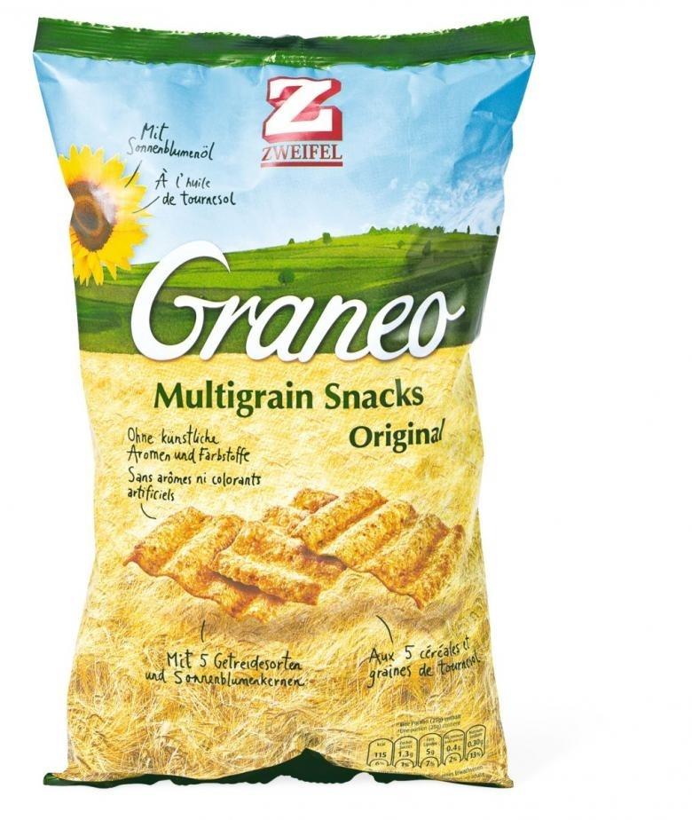 Multigrain Snacks Original - Product - fr