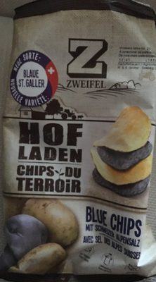 Chips du terroir - 製品 - fr