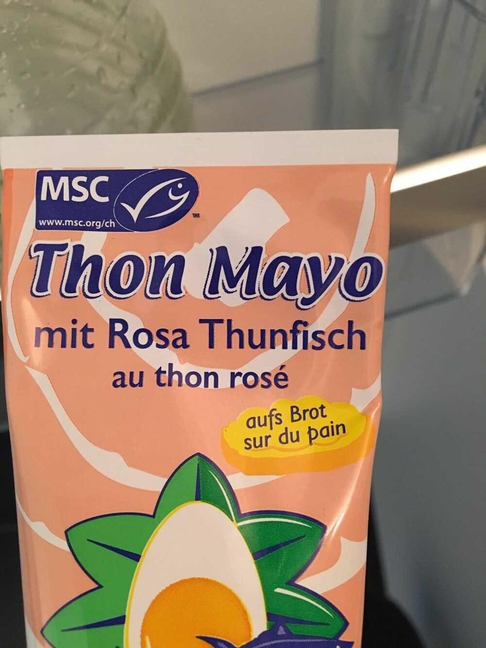 Thon mayo - Product - en