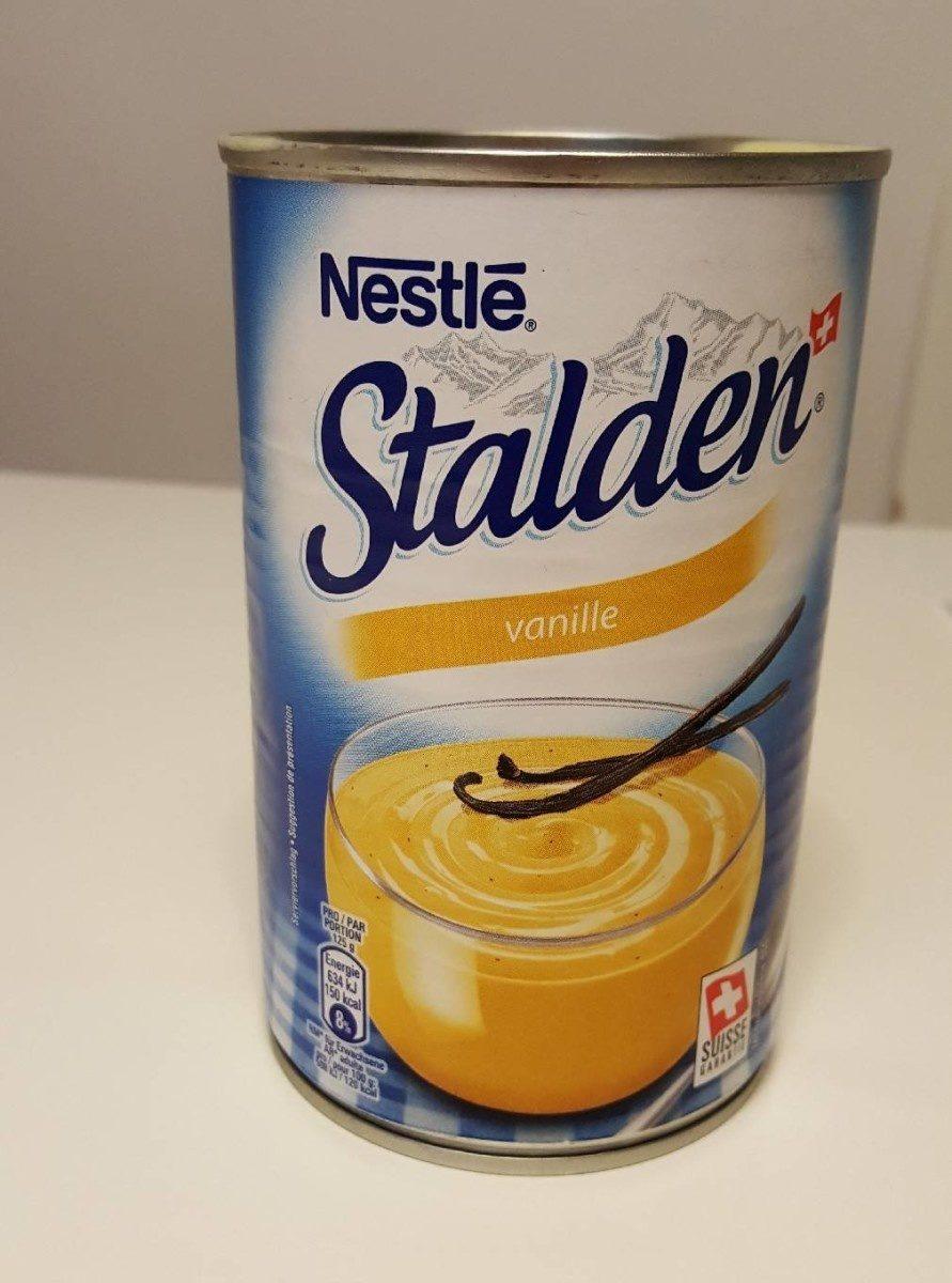 Stalden vanille - Product