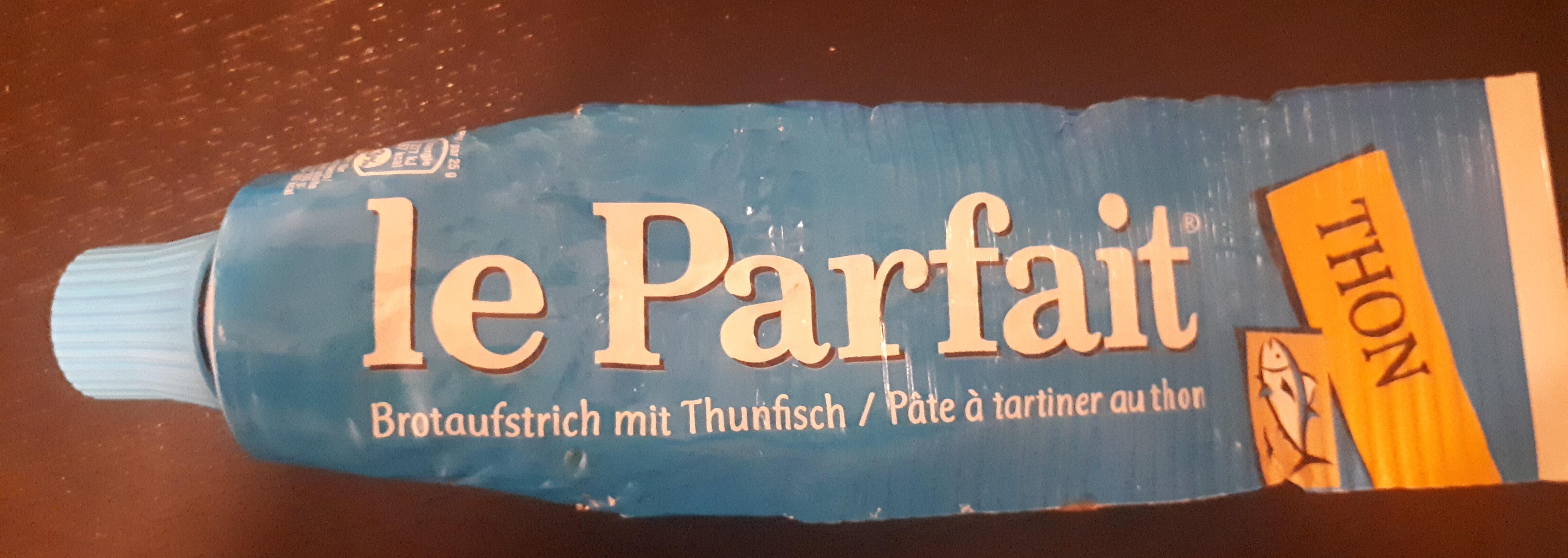 Le Parfait thon - Produit - fr