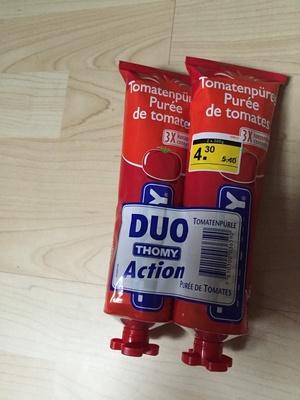 Tomatenpüre - Thomy - Produkt