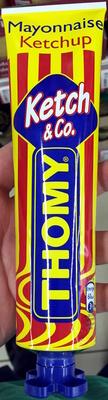 Mayonnaise Ketchup Ketch & Co - Produkt