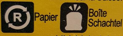 Nesquik - Instruction de recyclage et/ou informations d'emballage - fr