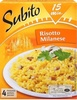 Risotto Milanese - Product