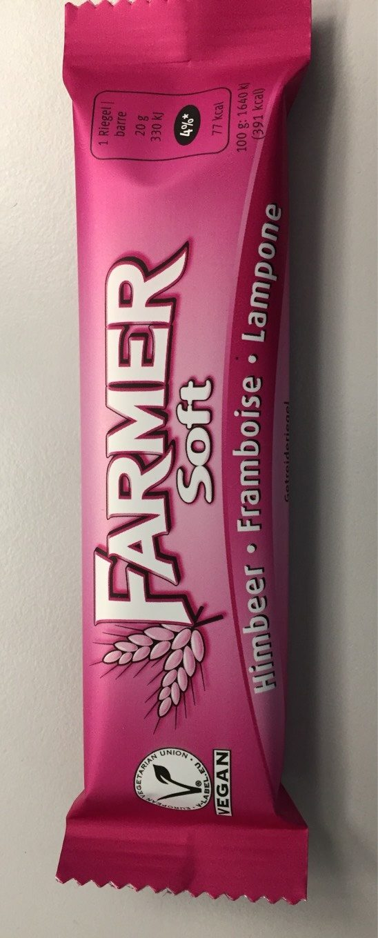 Farmer Soft, Himbeer - Product