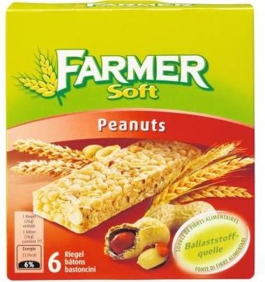 Farmer Soft Peanuts - Product - fr