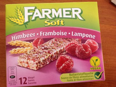 Farmer Soft Framboise ou Cannelle - Product - fr