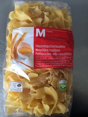 Teigwaren Hausmachernuddeln - Produkt