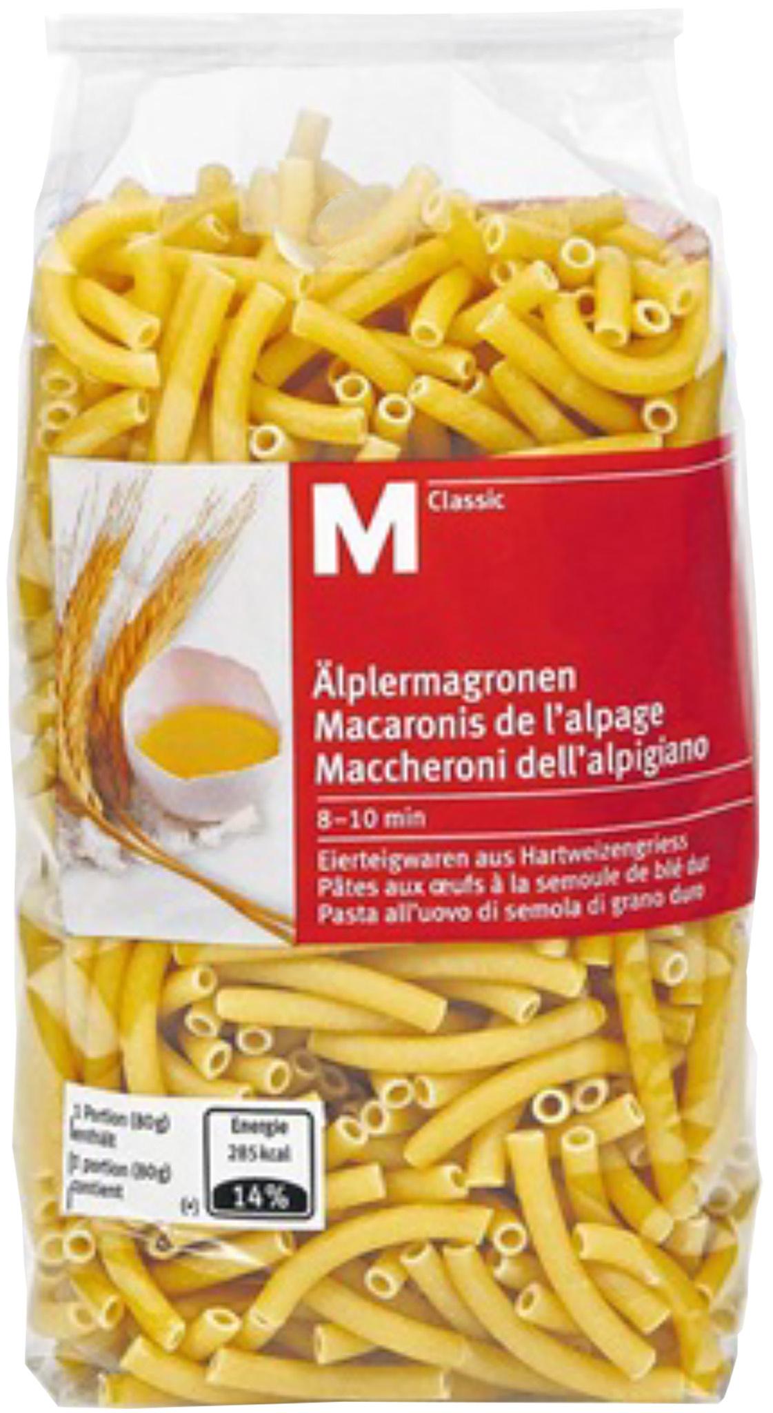 Macaronis de l'alpage - Product