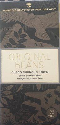 Cusco chungo 100% - Prodotto - fr