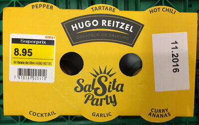 Sal Sita Party - Product - fr