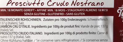 Prosciutto Crudo - 2