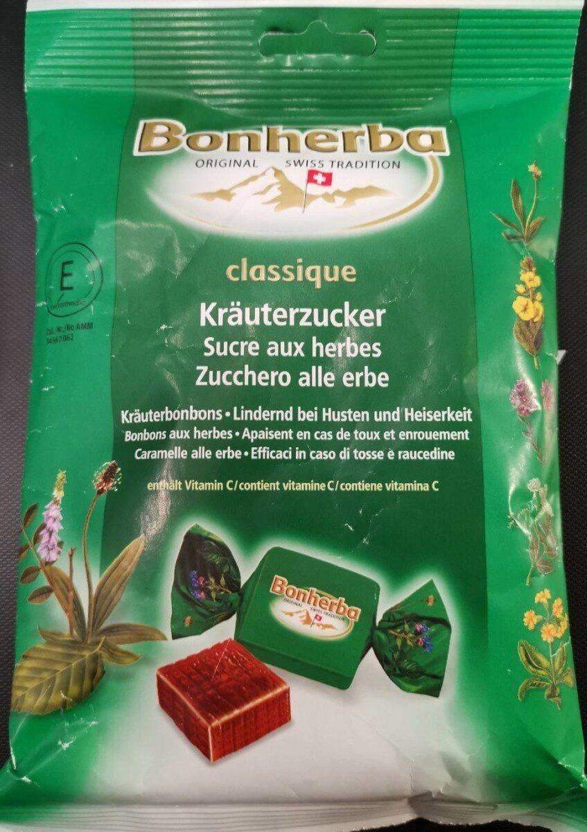 Bonbons aux herbes - Product