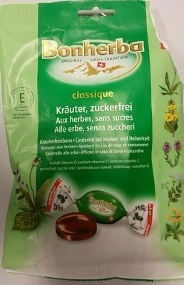 Classique Aux herbes, sans sucres - Produit