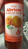 Sirop Abricot Luizet Du Valais - Produit