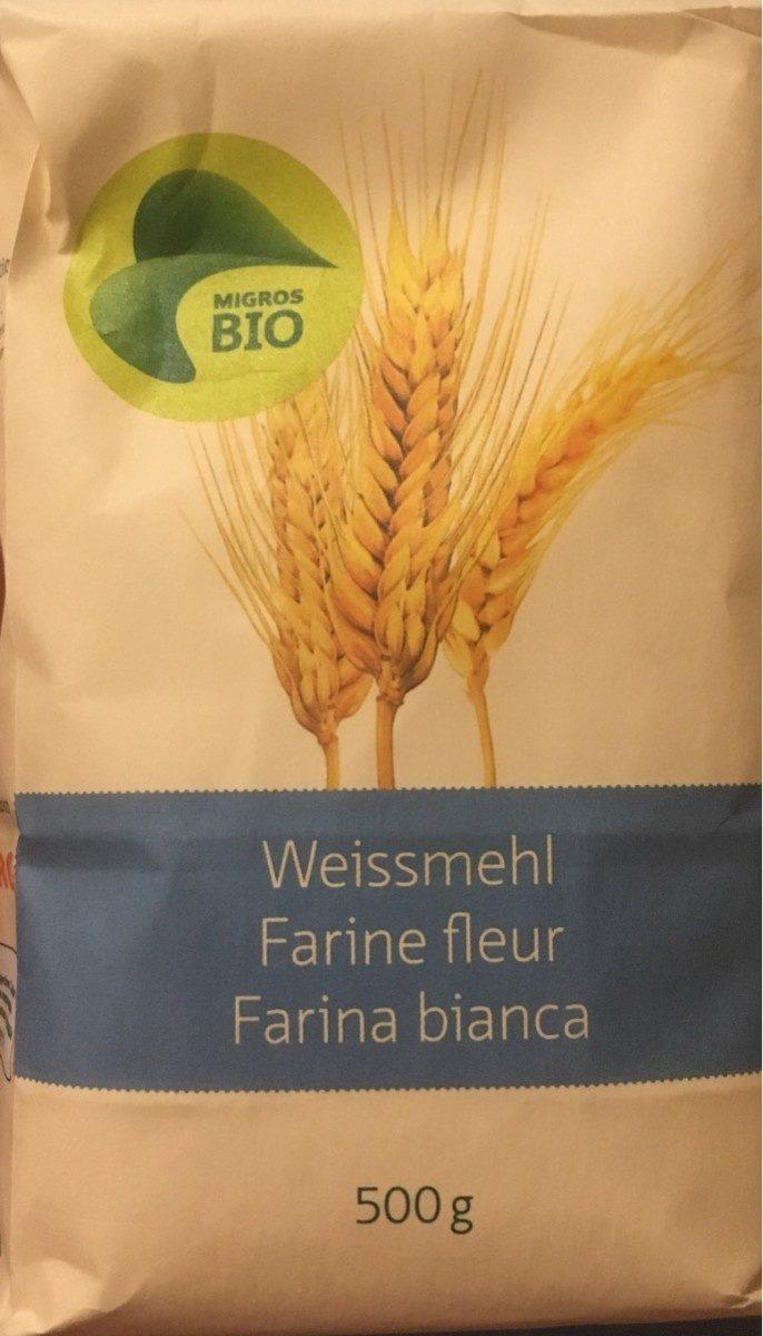 Farine fleur BIO (500 g) - Prodotto - fr
