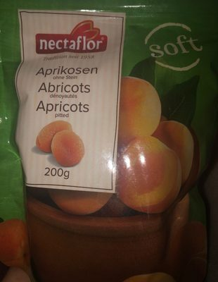 Necta Abricot Tendre Denoyaute - Produit