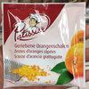 Zestes d'oranges rapés - Product