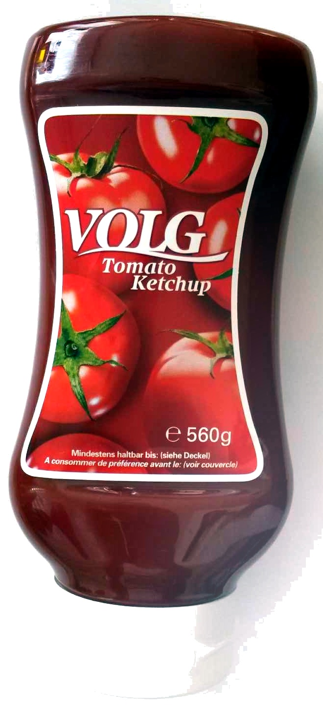 Tomato ketchup - Product - fr