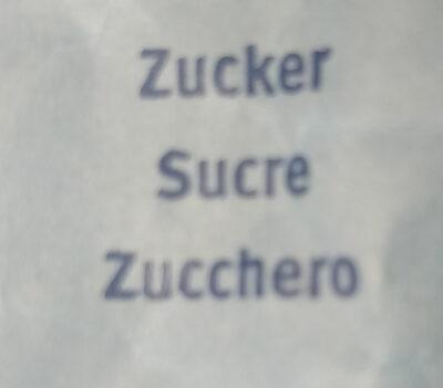 Zucchero fino cristallizzato - Ingredienti - it