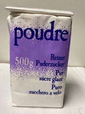 Puderzucker - Prodotto - fr