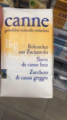 Sucre de canne brut - Prodotto - fr