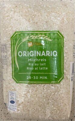 Originario potage - Produkt - fr