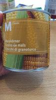 Maiskörner - Produkt - fr