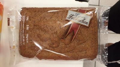 Haselnuss Lebkuchen - Product