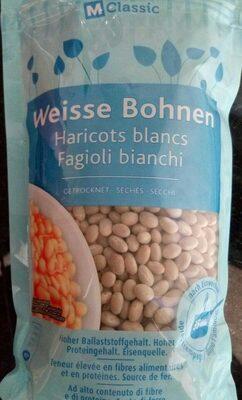 Haricots blancs - Produkt - it