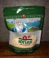 Sbrinz - Prodotto - de