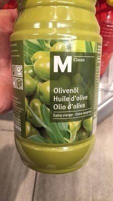 Huile d'olive Extra vierge - Produkt - fr