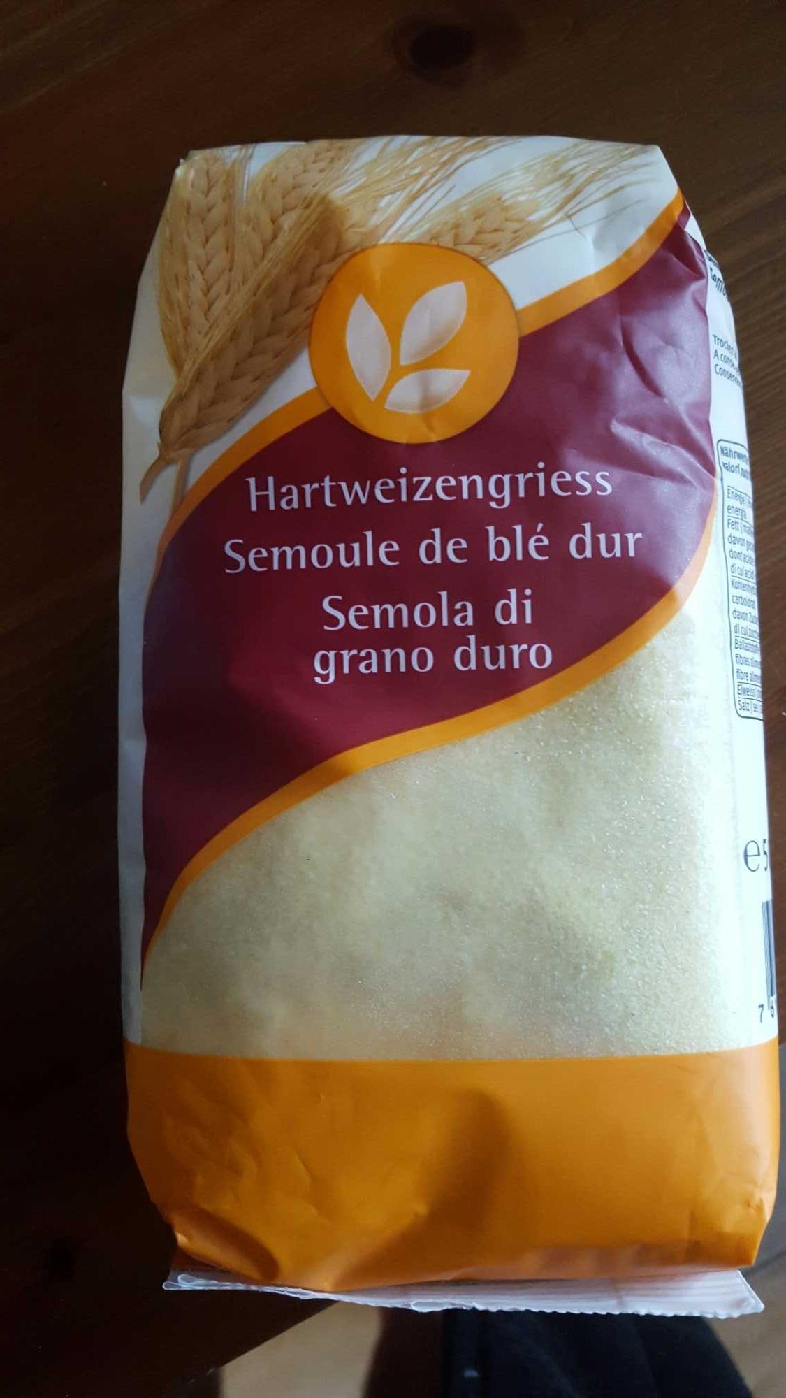 Semoule de blé dur - Product