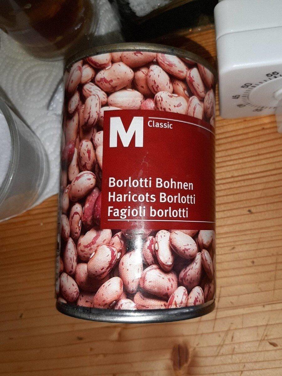 Haricots Borlotti - Product