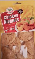 Don Pollo Poulet Nuggets - Product